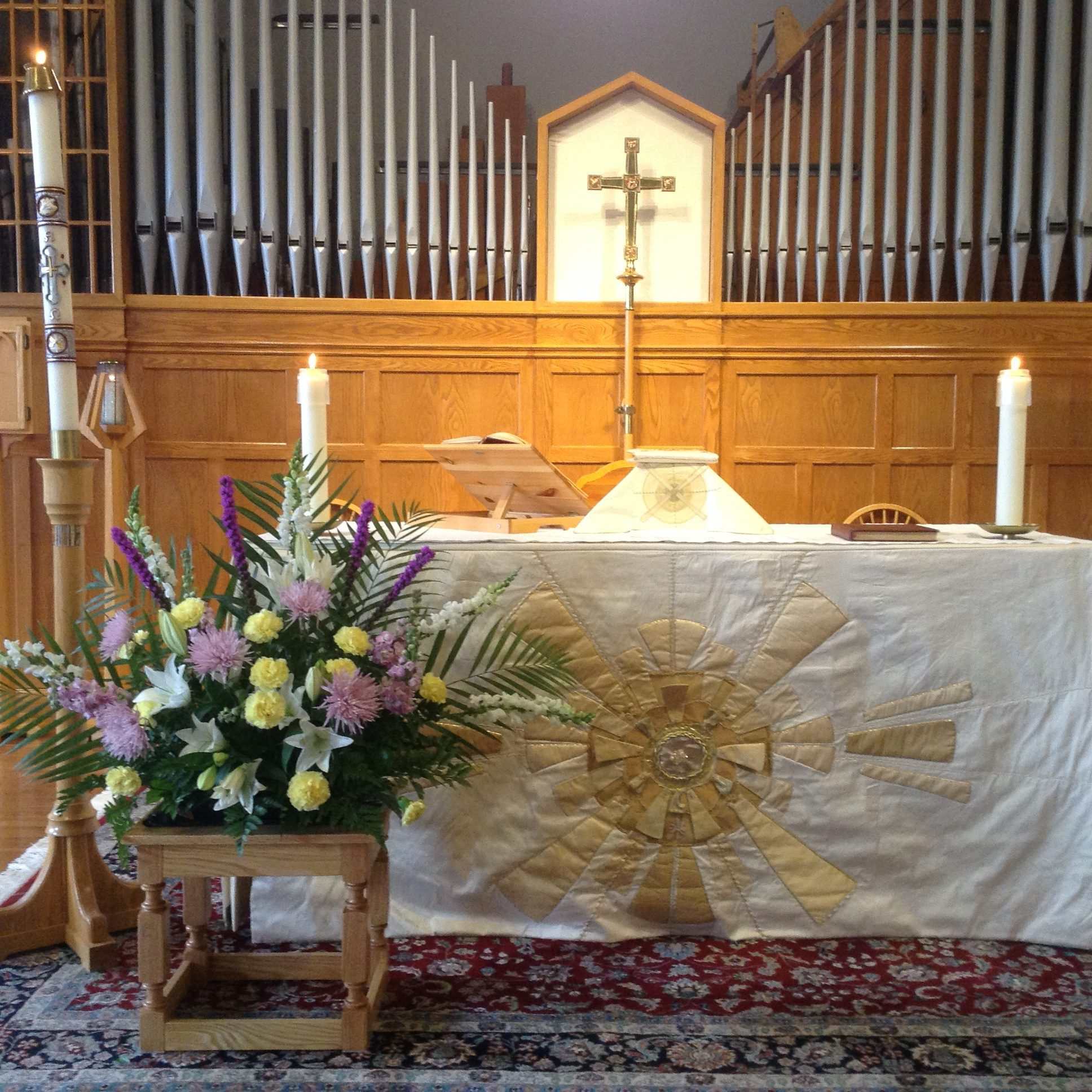 The Fourth Sunday of Easter Service