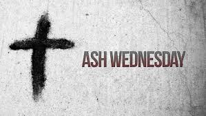 Ash Wednesday at the Cathedral