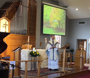 Holy Eucharist Service