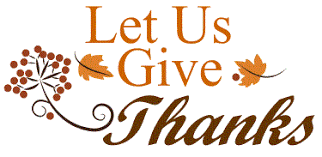 Service of Harvest Thanksgiving
